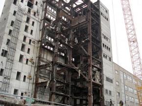 Rückbau & Recycling von Gebäuden