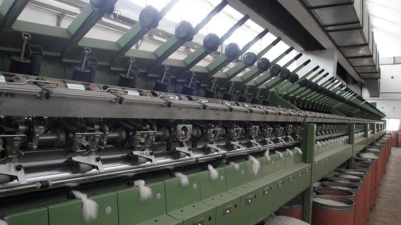 Rückbau & Verwertung von Textilmaschinen (Pristina, Kosovo)