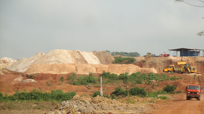 Abbau & Förderung von Edelmetallen in Westafrika